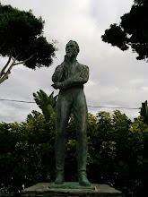 Photo: Homenaje a Simón Bolívar.