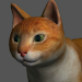 Cat Pose Tool 3D Icon