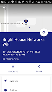 BHN WiFi Finder- screenshot thumbnail