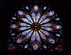 Photo: Ebenbürtig mit Notre Dame in Paris.