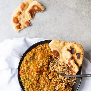 Split Pea Curry.