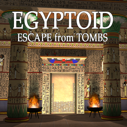 Egyptoid - Escape from Tombs (game)