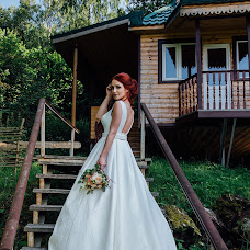 Wedding photographer Katya Solomina (solomeka). Photo of 30.08.2017