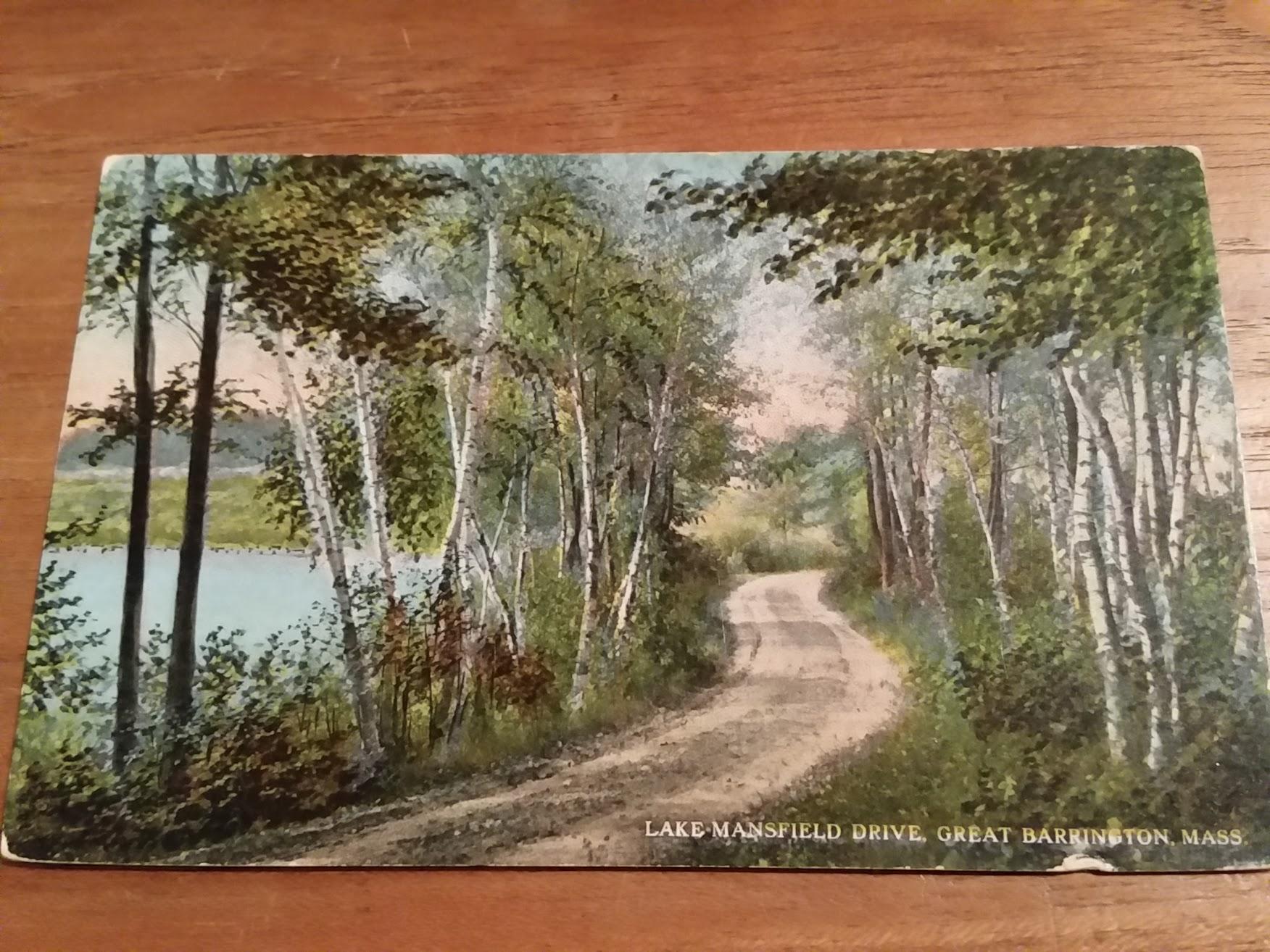 Spanische Grippe - Postkarte - 1918 / 1919