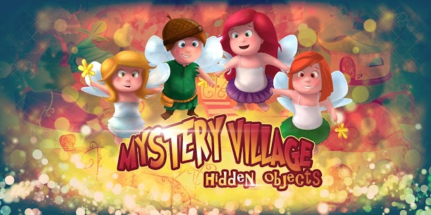 Hidden Objects Mystery Village- screenshot thumbnail