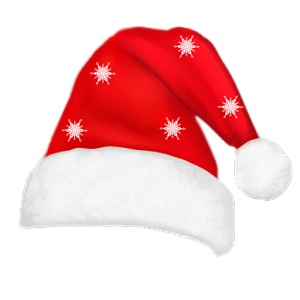 Hat Santa Claus photo montage for PC and MAC