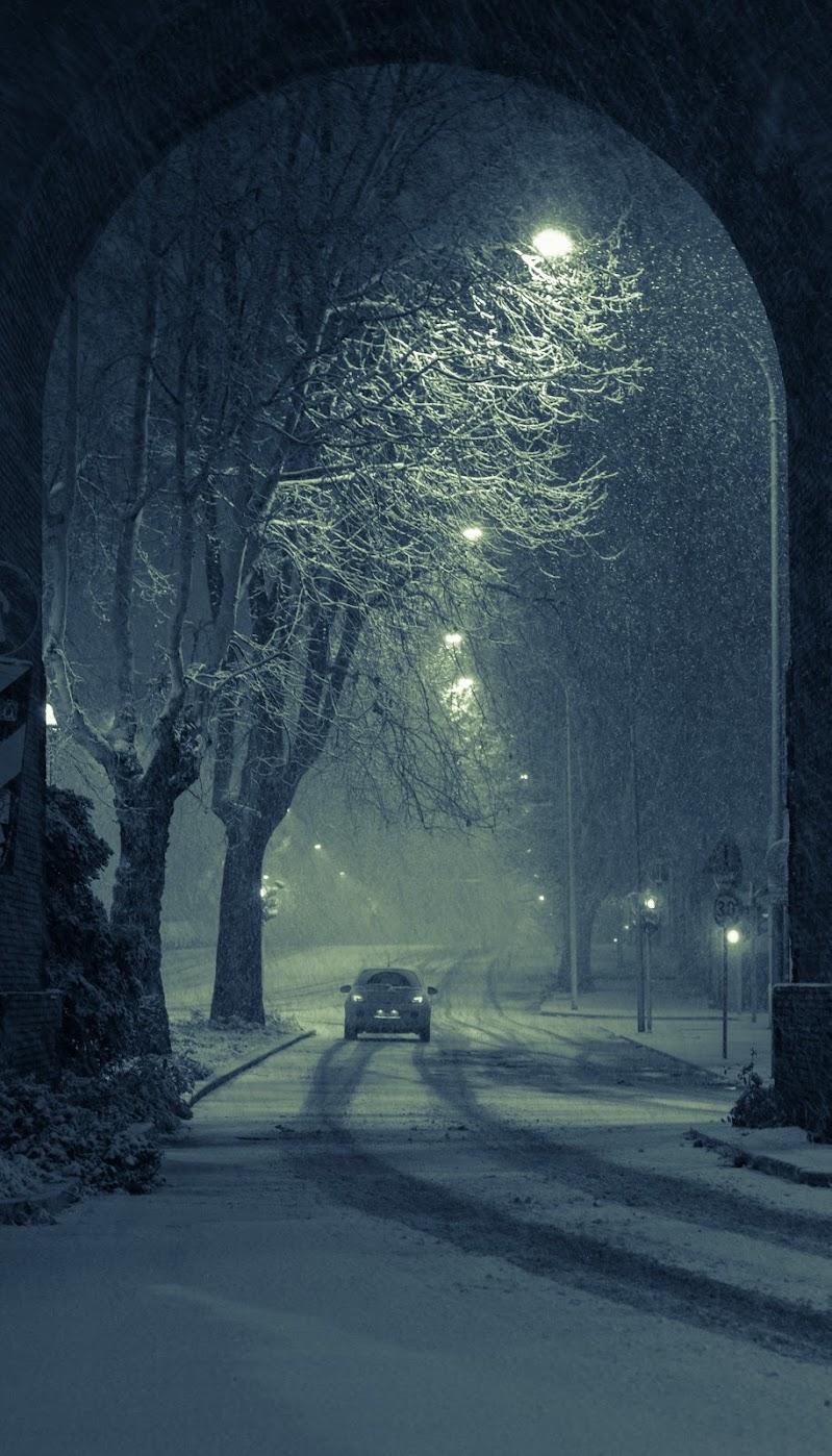 Cold Drive  di Cirojphoto
