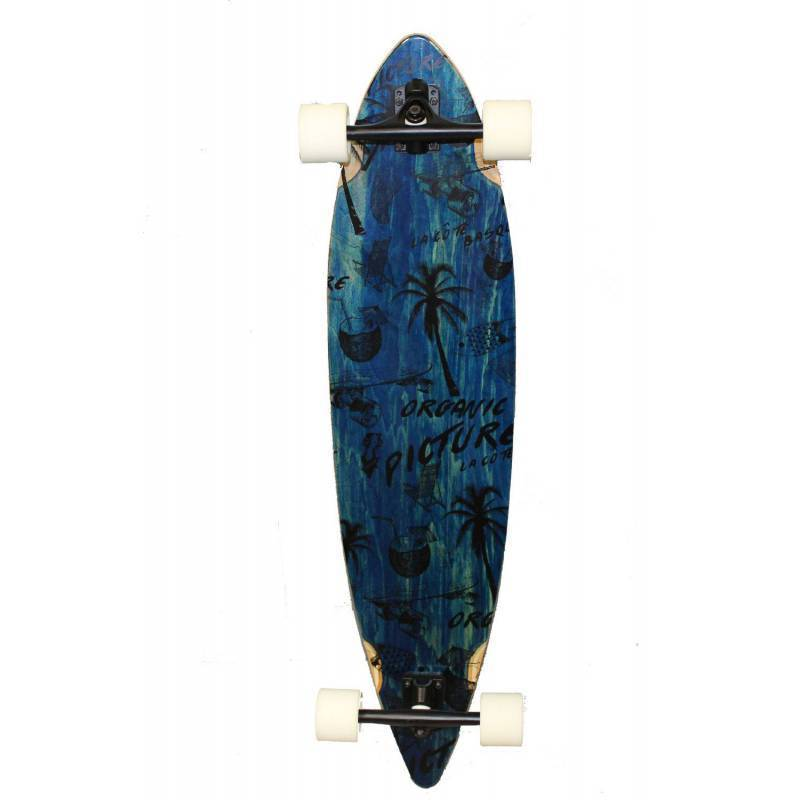 Picture Organic Clothing - Dad & Son Longboard Blue