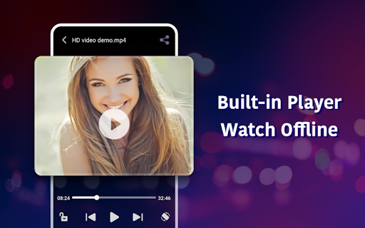 BOX Video Downloader: private download video saver android2mod screenshots 18
