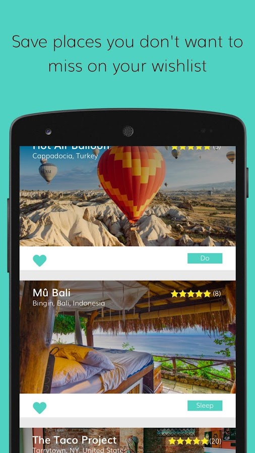 Boutiq - Where to go from who you know- screenshot