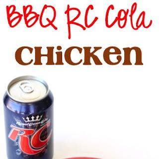 Crockpot Barbecue RC Cola Chicken Recipe!