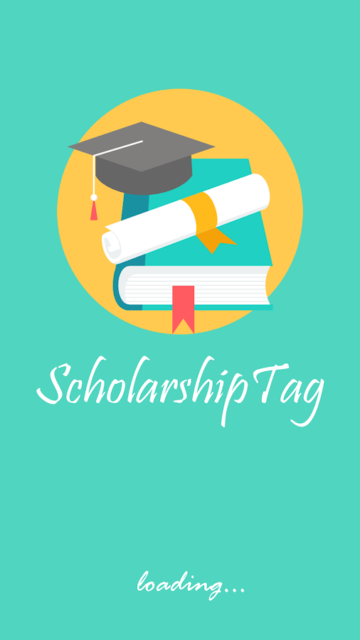 ScholarshipTag- screenshot