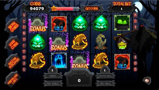 Free Halloween Slots Games
