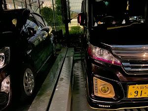 スペーシアカスタム MK42S XSターボのカスタム事例画像 紫翠@42Sスペさんの2021年03月23日07:04の投稿