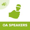 OA Speaker Tapes Audio icon