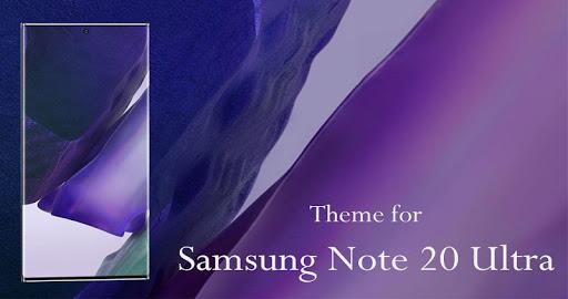theme for samsung note 20 ultra screenshot 1