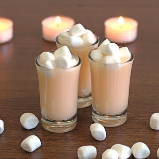 Marshmallow Alcoholic Drink Recipes