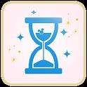 ランド&シー待ち時間チェック - 東京ディズニーランド&シーのリアルタイム待ち時間を簡単チェック! icon