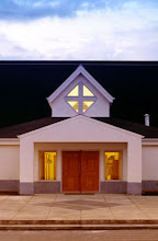 Photo: Lutheran Church Of The Master - Airdrie, Alberta IBI Group Architects