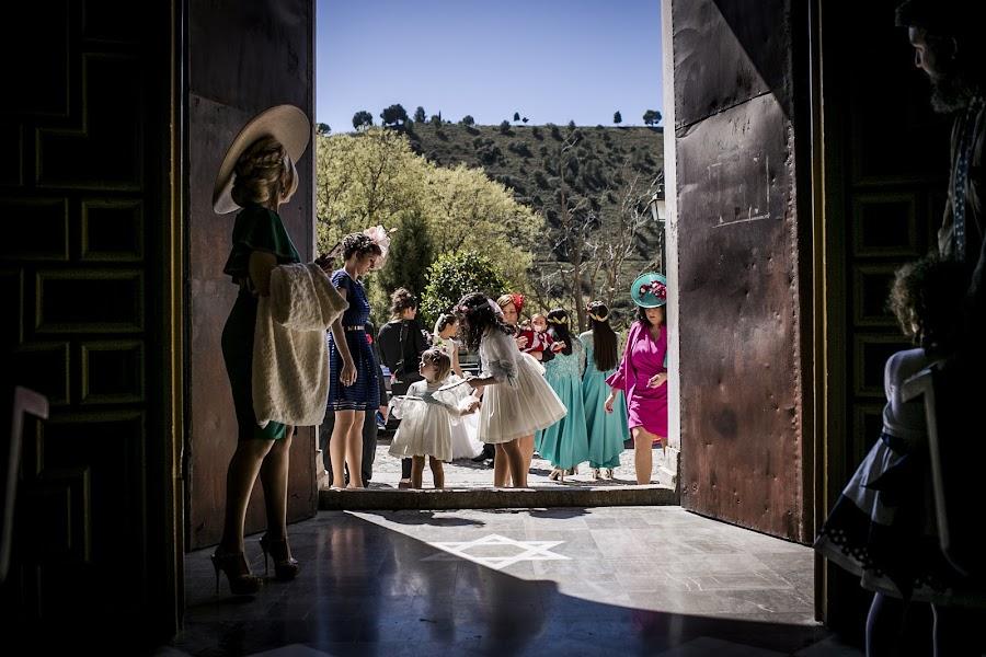Wedding photographer Andreu Doz (andreudozphotog). Photo of 19.04.2017