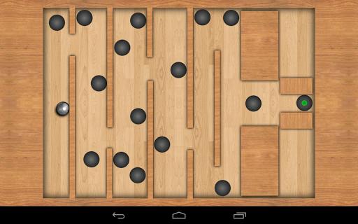 Teeter Pro - free maze game 2.4.0 screenshots 9