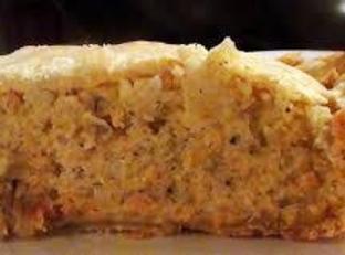Salmon Pie Recipe