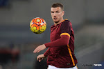 ? Edin Dzeko laat zich van zijn slechtste kant zien: Roma-aanvaller spuwt in gezicht van scheidsrechter