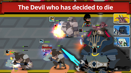 Devil Decides to Die S- screenshot thumbnail