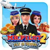 Mr. Pilot 2 : Fly And Serve Android APK Download Free By Happy Mobile Game
