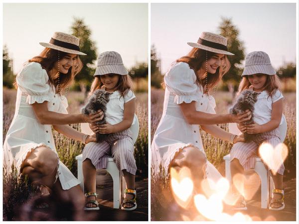 Comment Faire une Retouche Spéciale et montrer votre amour : Edition Saint-Amour 03