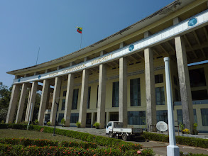 Photo: Yangon Technical University Formerly Yangon Institute of Technology