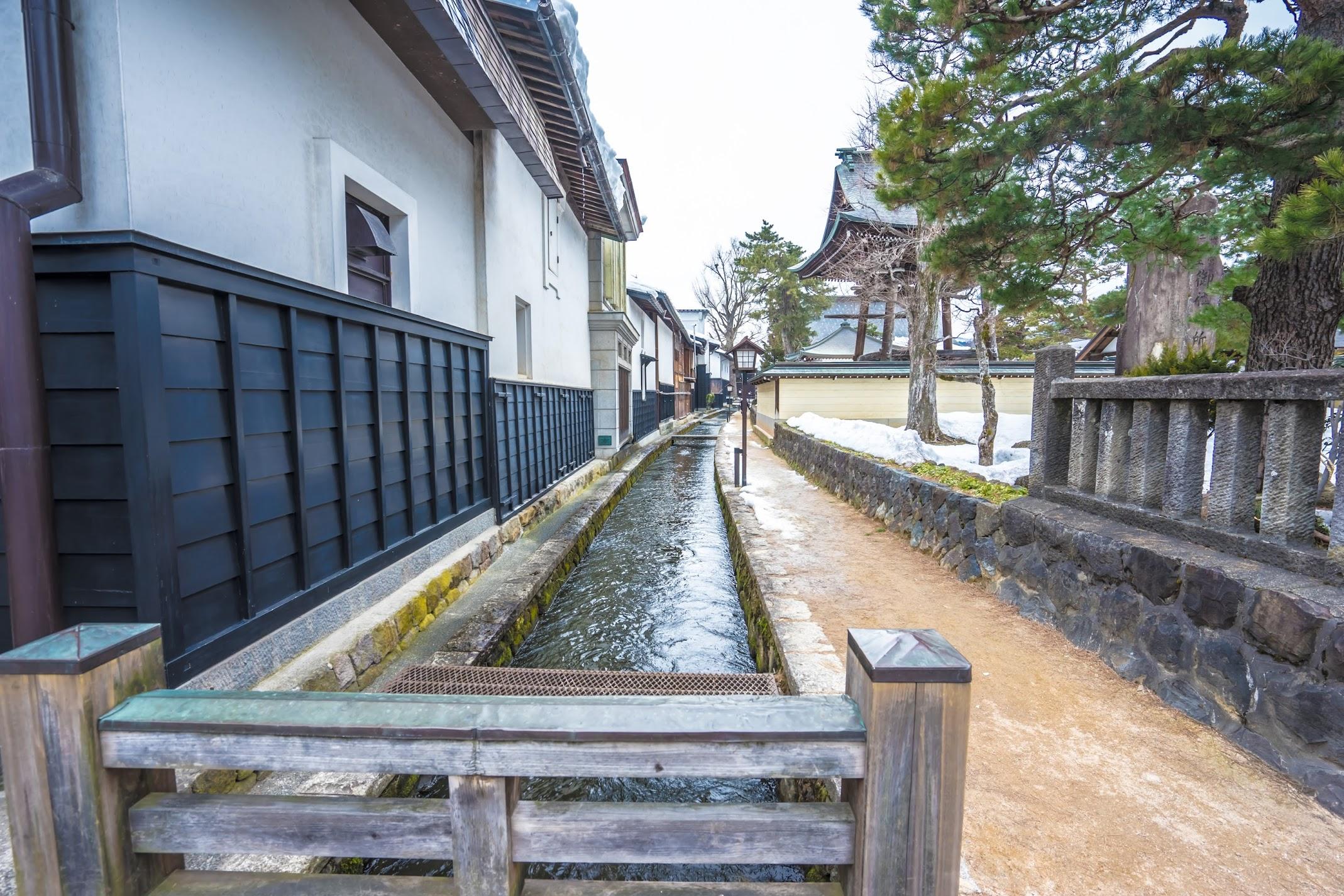 飛騨古川 白壁土蔵街3