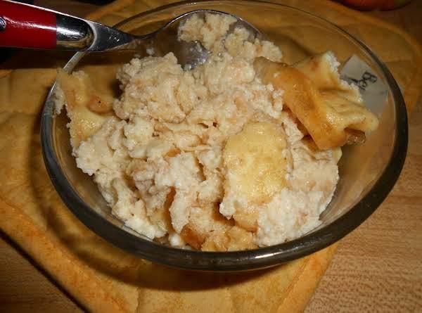 Invalid's Bread Pudding