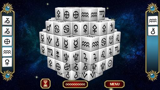 Fairy Mahjong Horoscope Domino