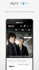MyTV Telenor App-Download APK (com mytv telenor) free for PC