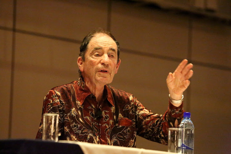 Albie Sachs. Picture: The Herald