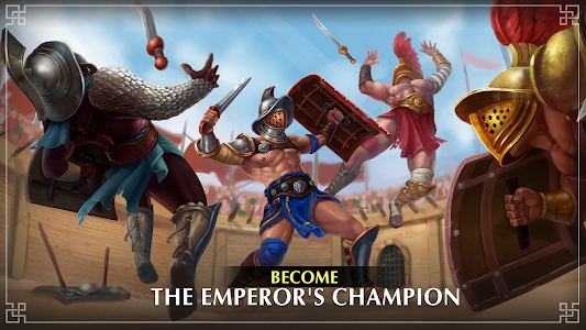 Gladiator Glory Egypt 1.0.14 (Mod Money)