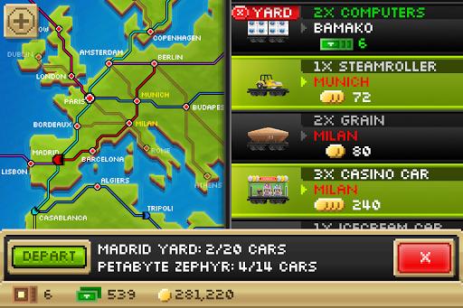Pocket Trains 1.3.6 screenshots 2
