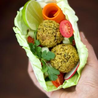 Falafel – Healthy Baked Millet Falafel