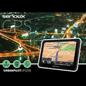 Navigatie GPS Serioux Urban Pilot UPQ700, 7.0