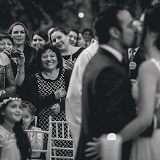 Wedding photographer Cristian Bahamondes (cbahamondesf). Photo of 29.03.2017