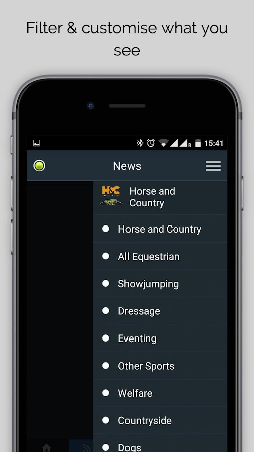 Horse and Country- screenshot