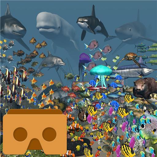 VR Ocean Aquarium 3D file APK for Gaming PC/PS3/PS4 Smart TV