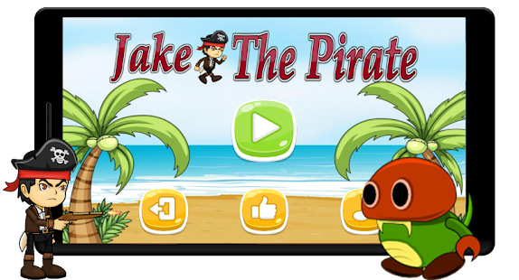 Jake and the land pirates adventure - náhled