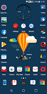 Oniron 2 icon pack Screenshot