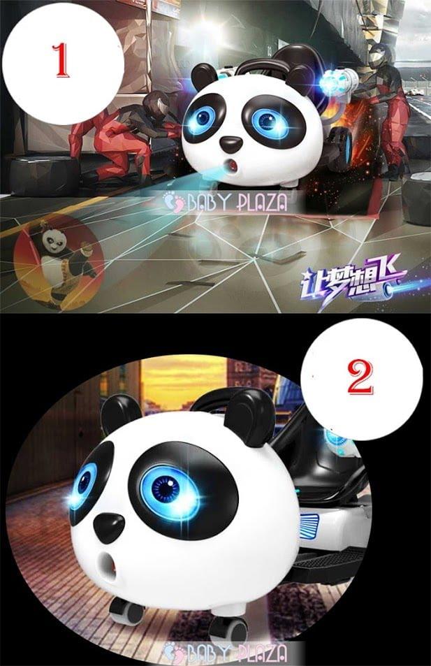 Xe điện trẻ em Panda F2016 5