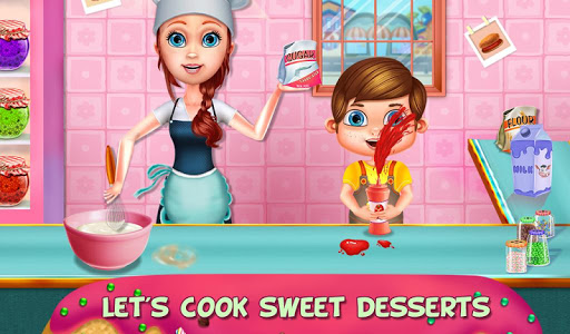 My Sweet Dessert Cafe v1.0.0