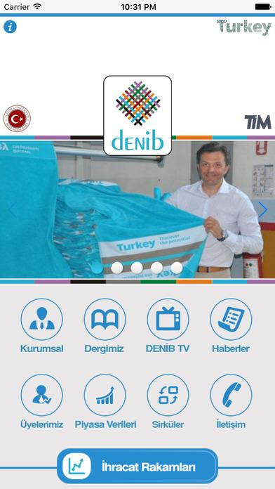 DENİB- screenshot
