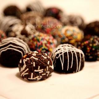 Oreo Cake Balls.