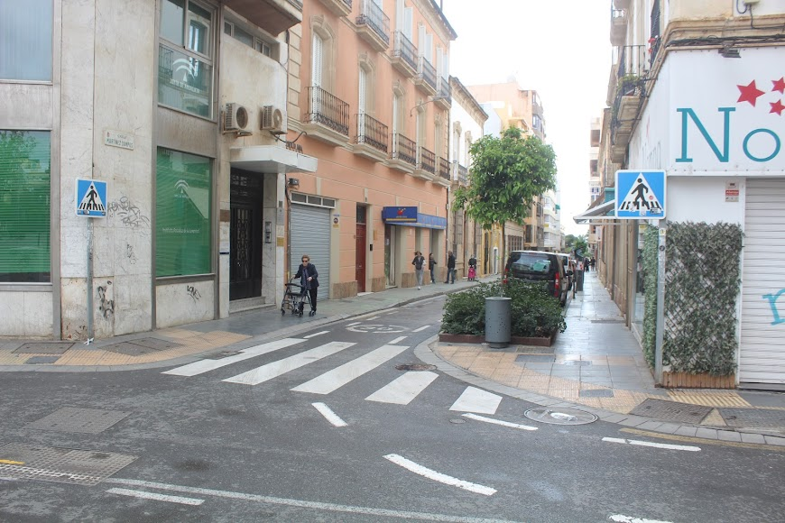 Calle Martínez Campos.